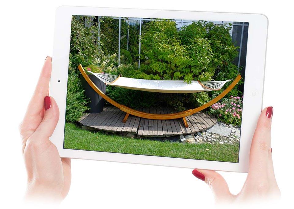 Rilassati nel tuo Giardino, sul tuo terrazzo con le nostre Amache