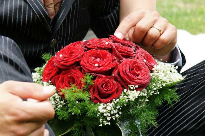 composizioni floreali per il tuo matrimonio