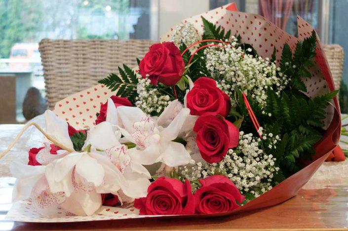 Fiori per festività ed occasioni speciali