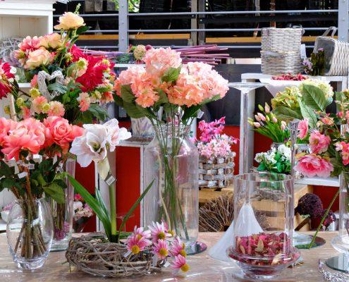 fiori artificiali per le tue composizioni