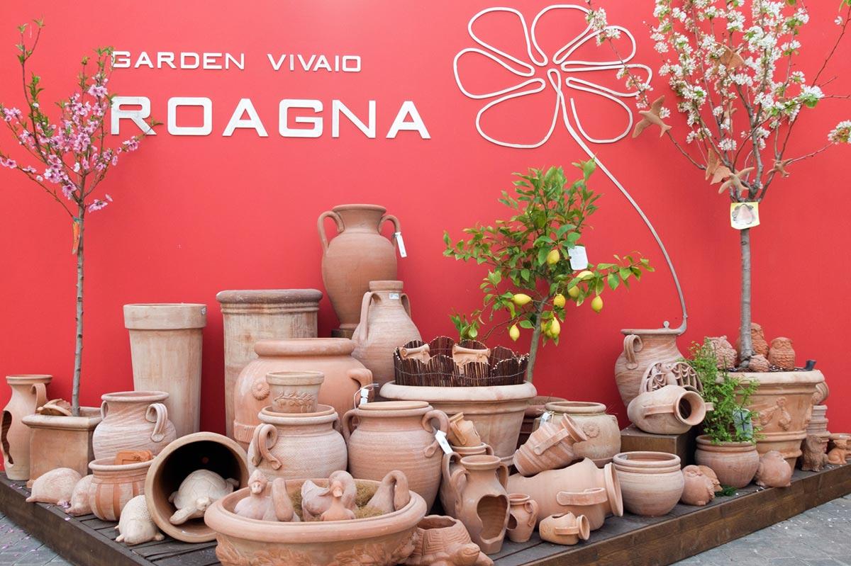 vasi e oggettistica in terracotta