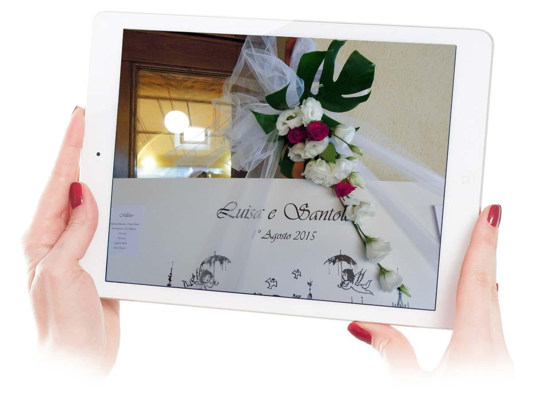 rose per il tableau de mariage