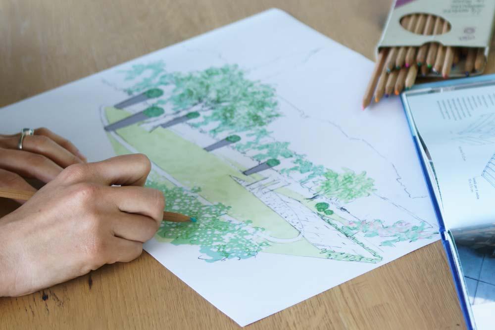 Progettazione del verde privato e e pubblico