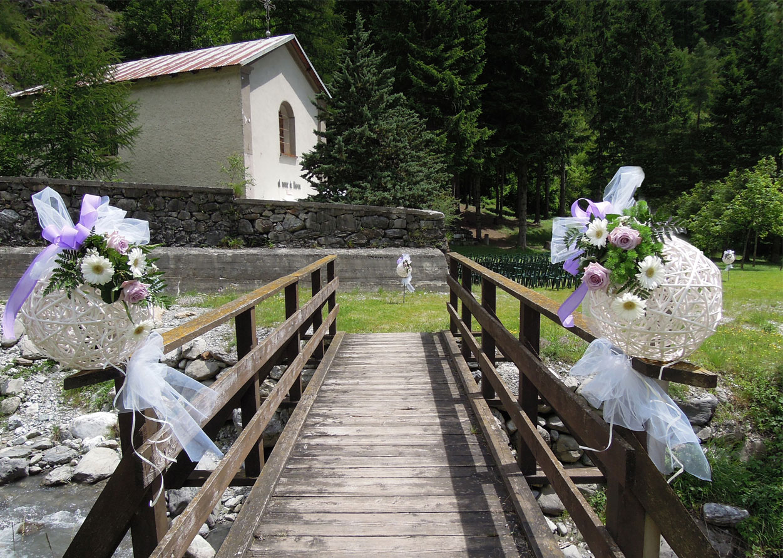 allestimenti matrimonio per ingresso in chiesa